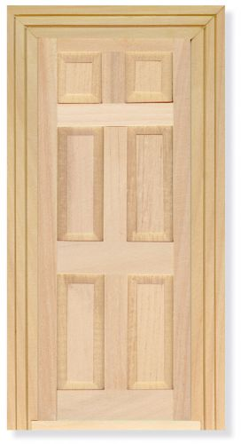 Internal 6 Panel Door