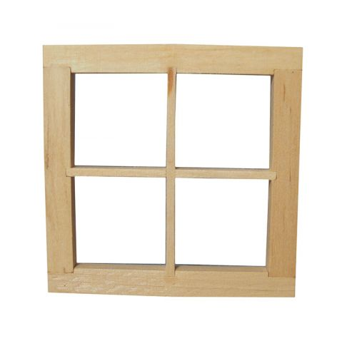 4 Pane Window