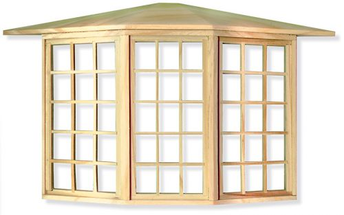 45 Pane Bay Window