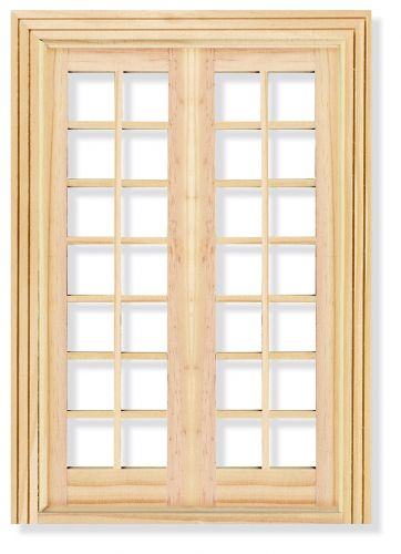 28 Pane french Window