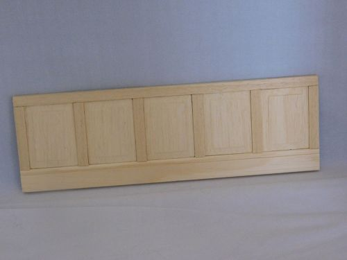 Obeche Wood Wall Panelling