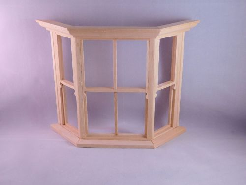 8 Pane Bay Window