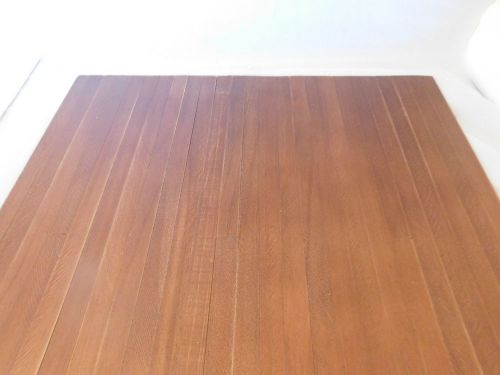 Real Dark Wood Flooring