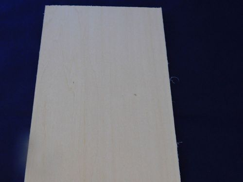 Balsa Wood Planks