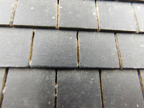 Slate Roof Strips (unpainted)