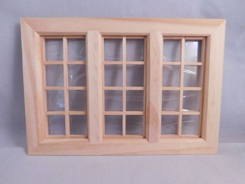 3 panel Cottage Window        NEW