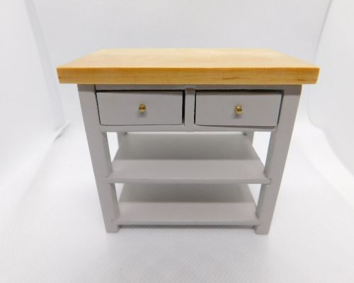 SHAKER STYLE WORK BENCH