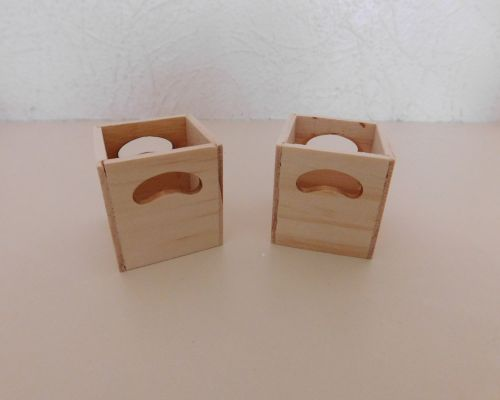 Storage boxes   pack of 4
