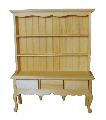 Queen Ann Dresser