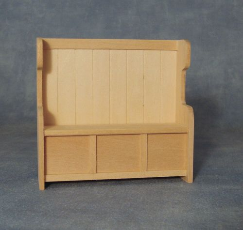 Pew/Small Settle