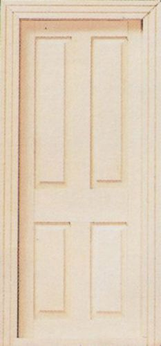 Internal 4 Panel Door